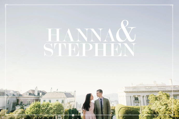 hanna and stephen san francisco engagement
